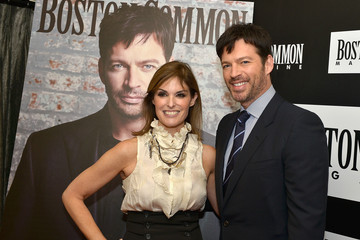 Lisa Pierpoint Boston Common Magazine Celebrates Its Men's Issue With Cover Star Harry Connick Jr. At Bistro du Midi
