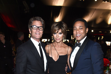 Lisa Rinna 26th Annual Elton John AIDS Foundation Academy Awards Viewing Party sponsored by Bulgari, celebrating EJAF and the 90th Academy Awards  - Inside