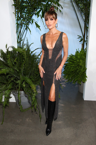 Dennis Basso - Front Row - September 2019 - New York Fashion Week: The Shows