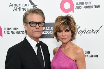 Lisa Rinna Arrivals at the Elton John AIDS Foundation Oscars Viewing Party — Part 3