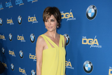 Lisa Rinna 66th Annual Directors Guild Of America Awards - Red Carpet