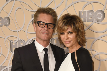 Lisa Rinna HBO's Official Golden Globe Awards After Party - Red Carpet