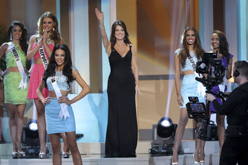 Lisa Vanderpump The 63rd Annual Miss Universe Pageant - Show