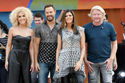 Little Big Town Performs on ABC's 'Good Morning America'