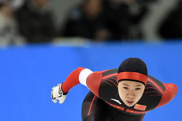 Liu The Asian Winter Games 2017 - Day 4