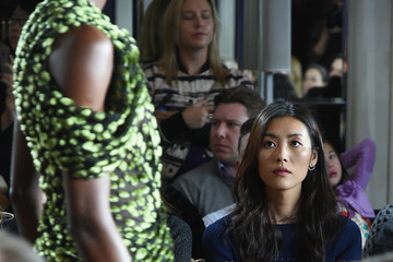 Liu Wen Jason Wu - Front Row - February 2017 - New York Fashion Week