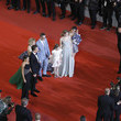 Liv Corfixen 'Too Old To Die Young' Red Carpet - The 72nd Annual Cannes Film Festival