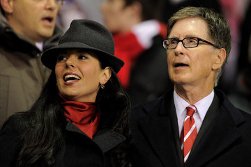 Linda Pizzuti Liverpool v Manchester City - Carling Cup Semi Final Second Leg