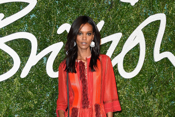 Liya Kebede British Fashion Awards