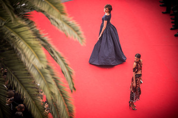 Liya Kebede 'Mad Max: Fury Road' Premiere - The 68th Annual Cannes Film Festival