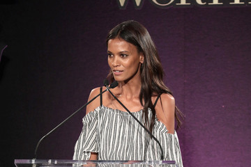 Liya Kebede L'Oreal Paris Women of Worth Celebration 2017 - Inside