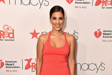 Liz Hernandez The American Heart Association's Go Red For Women Red Dress Collection 2018 Presented By Macy's - Arrivals & Front Row