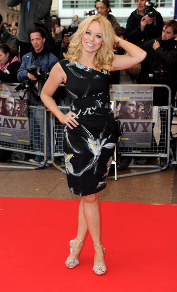 The Heavy: UK Film Premiere - Outside Arrivals