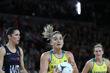 Liz Watson New Zealand v Australia - 2017 Constellation Cup