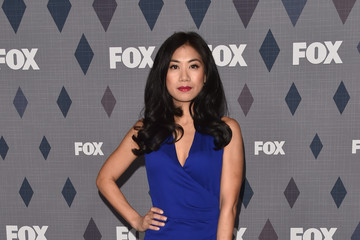 Liza Lapira 2016 Winter TCA Tour - FOX All-Star Party - Arrivals