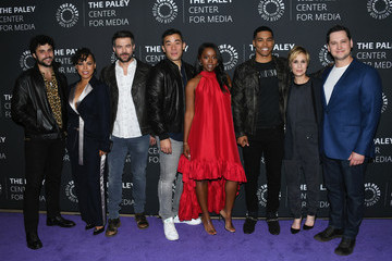 Liza Weil Jack Falahee The Paley Center Celebrates The Final Season Of 'How To Get Away With Murder'