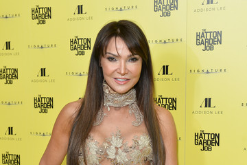 Lizzie Cundy 'The Hatton Garden Job' - World Premiere - Red Carpet Arrivals