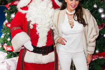 Lizzie Cundy Hyde Park Winter Wonderland - VIP Preview Night