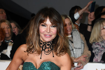 Lizzie Cundy National Television Awards 2020 - Red Carpet Arrivals
