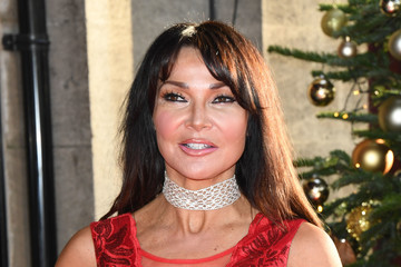 Lizzie Cundy TRIC Awards Christmas Lunch - Red Carpet Arrivals