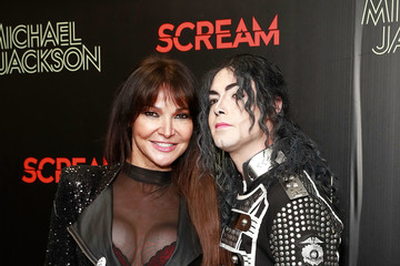Lizzie Cundy Michael Jackson's 'Scream' Album Launch - Arrivals