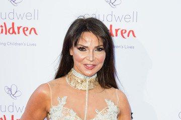 Lizzie Cundy The Caudwell Children Butterfly Ball - Arrivals