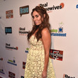 Lizzie Rovsek Premiere Party For Bravo's 'The Real Housewives Of Orange County' 10 Year Celebration - Red Carpet