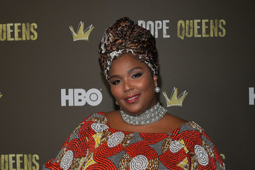 Lizzo HBO's 2 Dope Queens LA Slumber Party Premiere