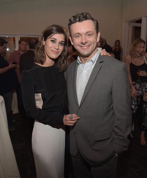 'Masters of Sex' Cast on Mastering Quality Sex Scenes ...   Michael Sheen Lizzy Caplan