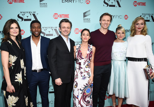 Screening Of Showtime And Sony Pictures Television's 'Masters Of Sex' - Red Carpet