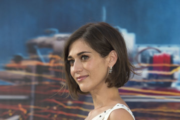 Lizzy Caplan Premiere of Sony Pictures' 'Ghostbusters' - Arrivals