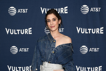 Lizzy Caplan Vulture Festival Presented By AT&T - Day 2