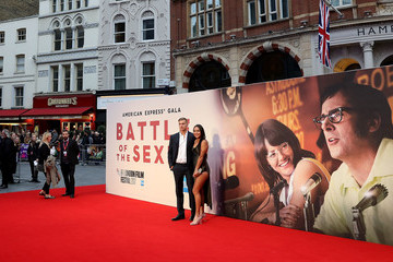 Lloyd Glasspool 'Battle of the Sexes' European Premiere - 61st BFI London Film Festival