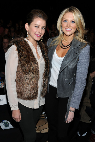 Rebecca Minkoff - Front Row - Fall 2011 Mercedes-Benz Fashion Week