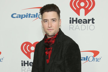 Logan Henderson Z100's Jingle Ball 2018 - Press Room