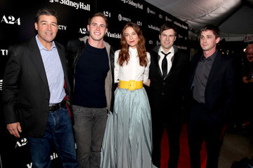 Logan Lerman Premiere of A24 And DirecTV's 'The Vanishing Of Sidney Hall' - Arrivals