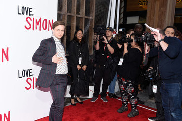 Logan Miller Special Screening Of 20th Century Fox's 'Love, Simon' - Arrivals