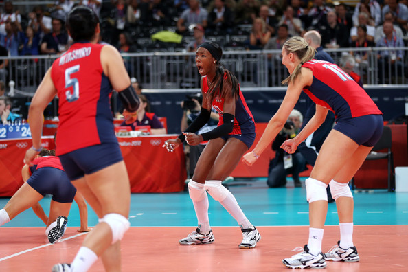 Olympics Day 13 - Volleyball