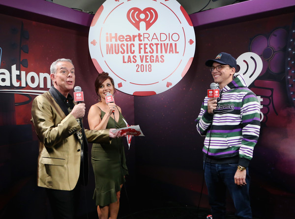 2018 iHeartRadio Music Festival -  Night 2 – Backstage