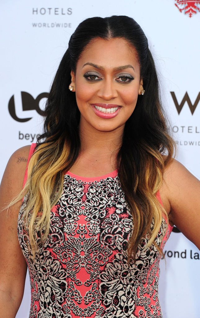 La La Anthony Photos Photos Logo S Quot Newnownext Awards