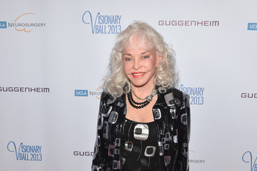 Lois Aldrin Arrivals at the 2013 UCLA Visionary Ball