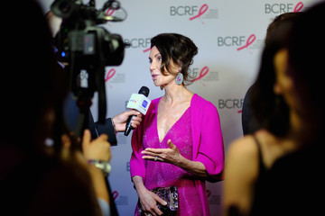 Lois Robbins Breast Cancer Research Foundation Hot Pink Gala Hosted By Elizabeth Hurley - Arrivals