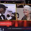 Lois Smith 24th Annual Screen Actors Guild Awards - Times Square Viewing