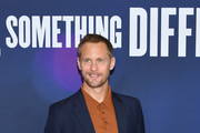 "Actor Alexander Skarsgard attends the ""Long Shot"" New York Premiere at AMC Lincoln Square Theater on April 30, 2019 in New York City."