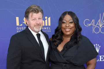 Loni Love James Welsh The Los Angeles Philharmonic Centennial Birthday Celebration Concert And Gala