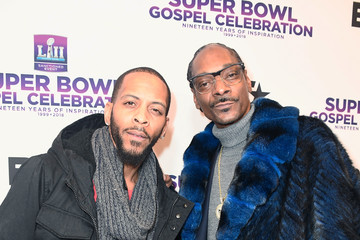 Lonny Bereal BET Presents 19th Annual Super Bowl Gospel Celebration - Arrivals
