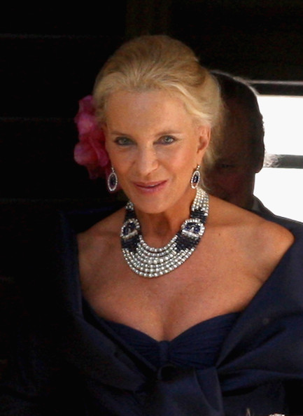 Princess Michael Of Kent In Lord Frederick Windsor