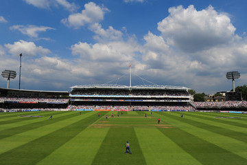 Lords England v Sri Lanka - 3rd Natwest One Day International Series
