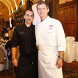 Lorenzo Boni Barilla Interactive Dinner Hosted By Marc Forgione - Food Network South Beach Wine & Food Festival