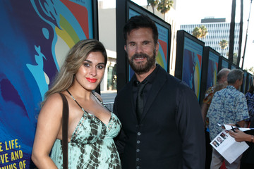 Lorenzo Lamas Premiere of Lionsgate And Roadside Attractions' 'Love & Mercy' - Red Carpet